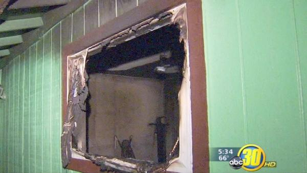 Arson suspected in series of Visalia fires