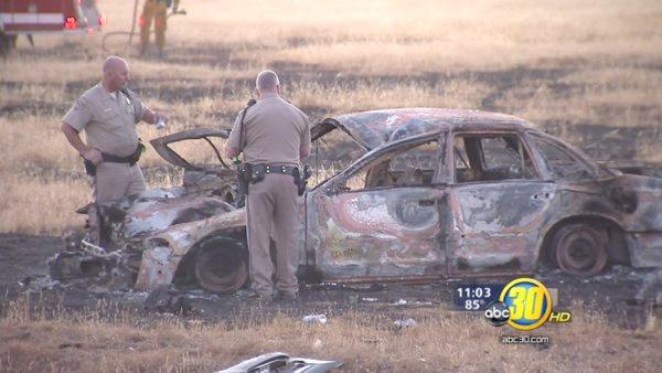 CHP investigates fatal crash on HWY 41