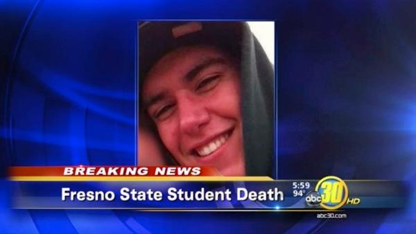 Fresno St fraternity recognition suspended after death