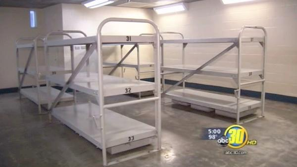 Fresno Co jail releases stop as floor reopens