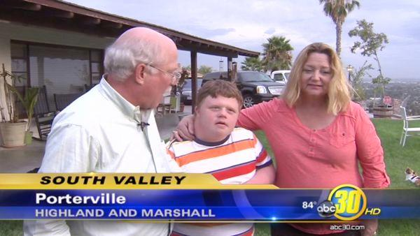 Valley family pushes disabled rights for airlines