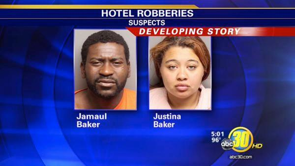 Possible break in Valley hotel robberies