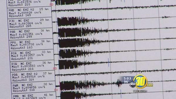 Two earthquakes rattle the Huron area