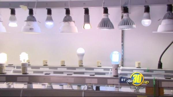 Improved LED lightbulbs