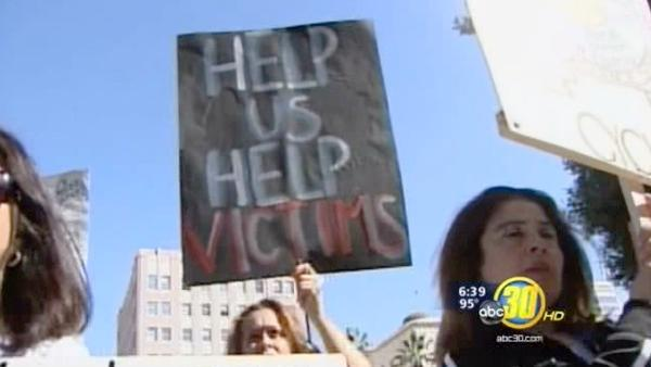 Report: Counties sat on domestic abuse shelter money