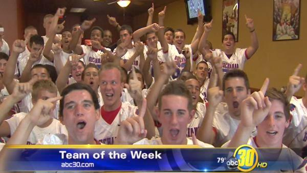 Me N Eds Team of the Week - Buchanan Bears