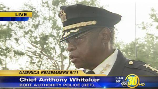 Port Authority Police of New York Chief Anthony Whitaker (RET)