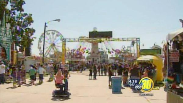 Tulare County Fair kicks off in South Valley