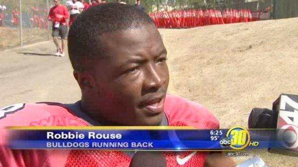 Rouse nears rushing record