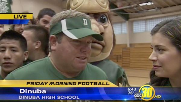 Friday Morning Football: Dinuba Emperors