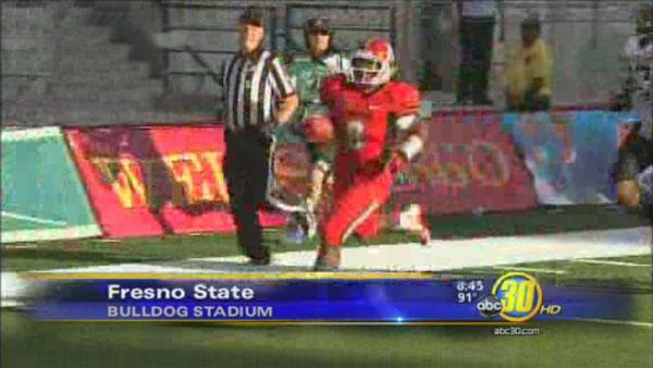 Fresno State beats Colorado 69 to 14