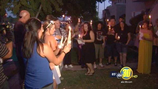 Dozens gather to honor murdered Tower District woman