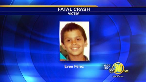 Community of Avenal mourning boy killed in crash