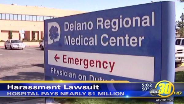 Hospital in Delano to pay nearly $1M in lawsuit