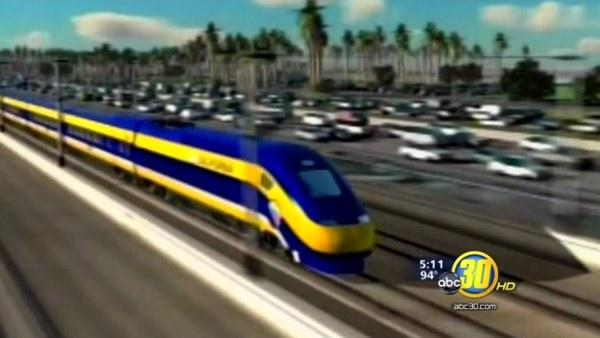 President fast tracks High Speed Rail