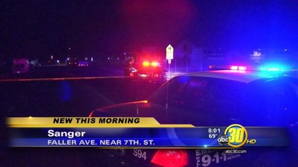 Sanger shooting leaves one person dead
