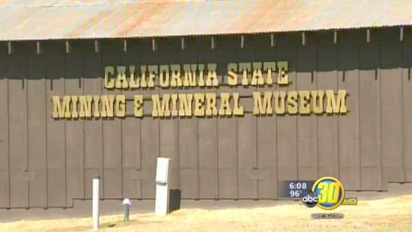 Investigators looking for Mariposa museum thieves