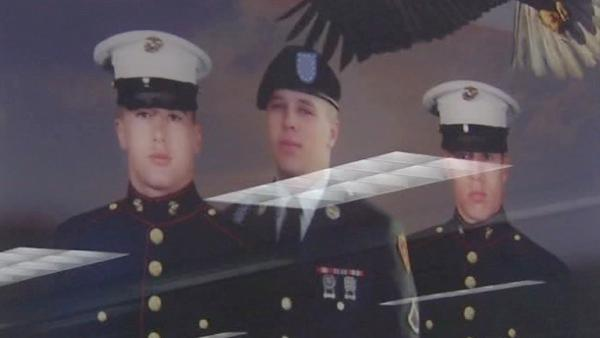 Recognition for three Valley service men that died in Iraq