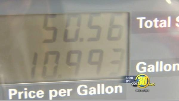 Gas prices hit Valley consumers at the pump