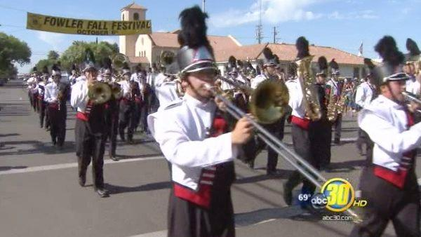 Thousands turn out for Fall Fest in Fowler