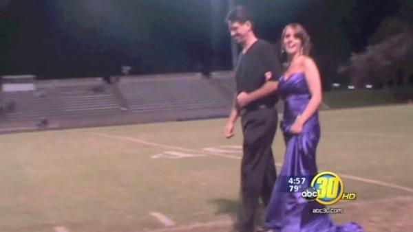 Special homecoming for Bullard High School