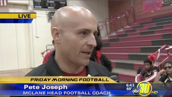 Friday Morning Football: McLane Highlanders