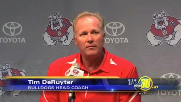 DeRuyter, 'Dogs look to regroup