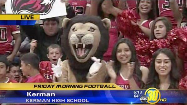 Friday Morning Football - Kerman Lions | 1 of 2