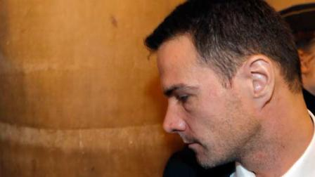 Former trader Jerome Kerviel arrives at court in Paris