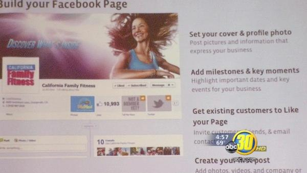 Facebook holds small business boost workshop in Fresno