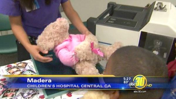 Children's Hospital holds special health fair