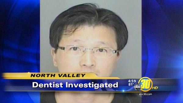 Merced dentist sexually assaults patient, police say