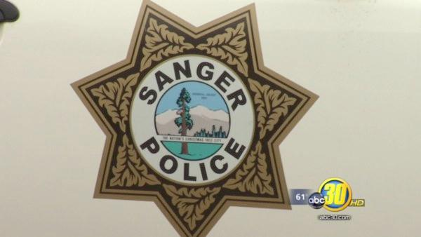 Thieves hit the Sanger police gun range