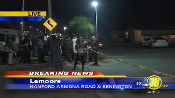 Standoff ends in the Kings County city of Lemoore