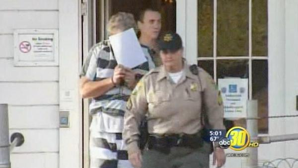 Men accused of Mariposa museum theft appear in court