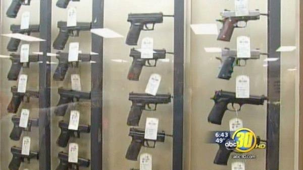 School shooting rekindles gun debate in Sacramento