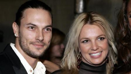 **FILE** Britney Spears, right, and her husband Kevin Federline are seen in this Feb. 8, 2006 file photo in Beverly Hills, Calif. A court commissioner in Los Angeles said Tuesday, Aug. 14, 2007, he would consider a motion by a magazine and a TV station to unseal documents in the Britney Spears-Kevin Federline divorce case. (AP Photo/Danny Moloshok, FILE)