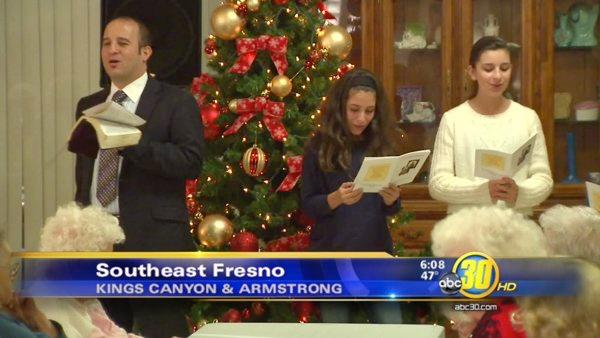Valley Armenians gather to Celebrate Christmas