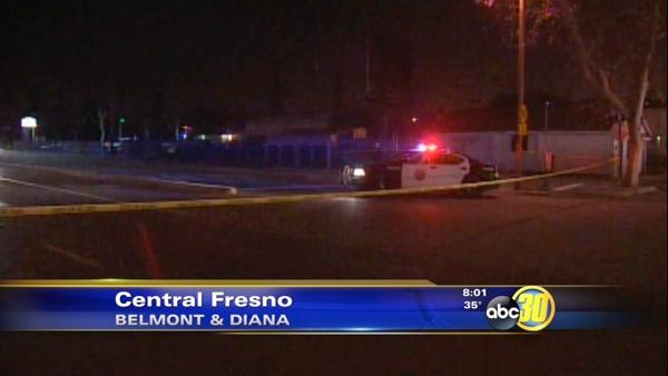 Fresno PD search for deadly hit and run suspect