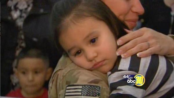Valley Soldiers return home