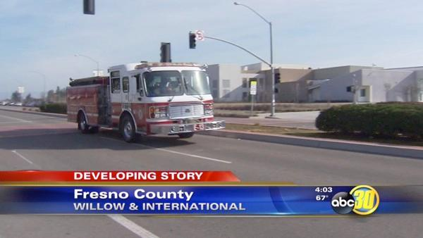 Clovis North High School chemistry lab fire