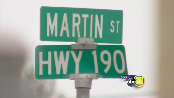 New grant to reduce traffic-related deaths in Porterville