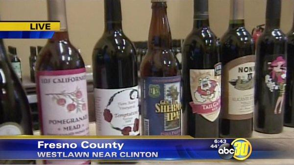 Fresno County Wine and Chocolate Lovers Weekend