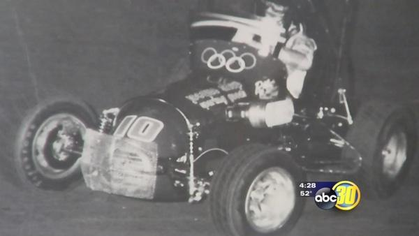 Midget racecar driver inducted into Hall of Fame
