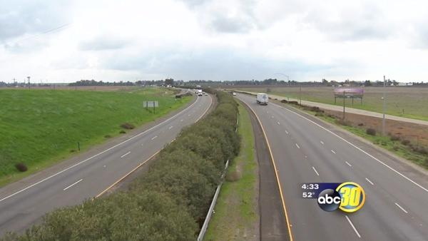 HWY 99 expansion; more lanes are coming