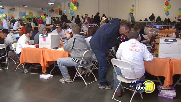 Thousands Pack Fresno County Health and Financial Fair