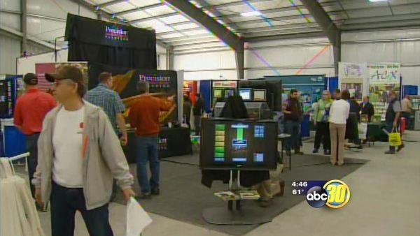 New attractions at the World Ag Expo