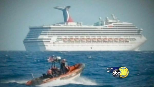 Disabled Carnival cruise experiences another delay