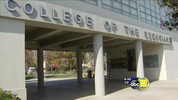 College of the Sequoias may lose accreditation and close doors