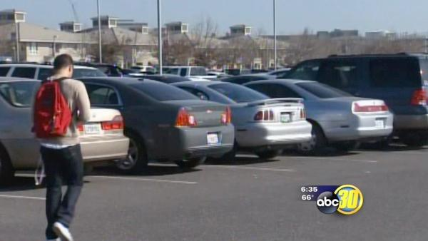 UC Merced has enrollment increase; parking concerns